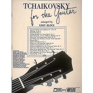 Tchaikovsky for Guitar