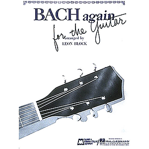 Bach Again for Guitar