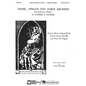 Music, Spread Thy Voice Around