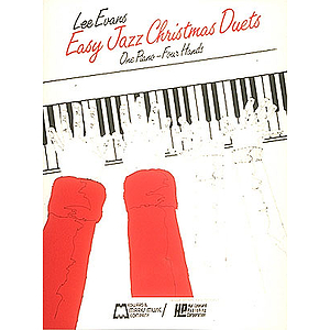 Easy Jazz Christmas Duets (Book)