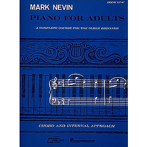 Piano for Adults - Book 1