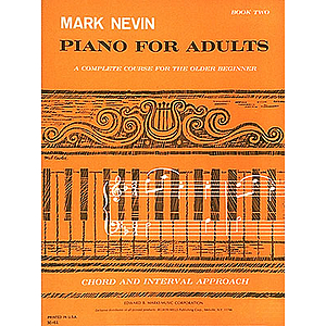 Mark Nevin - Piano For Adults Book 2