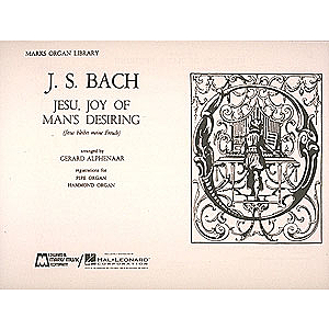 Jesu, Joy of Man's Desiring - Organ Solo