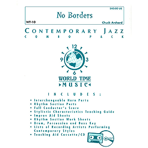 No Borders - World Time Music Cassette Pkg.