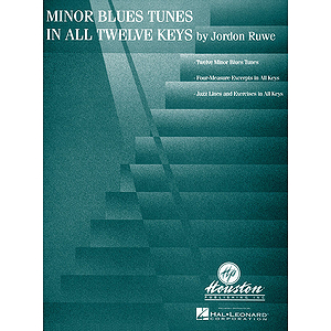 Minor Blues Tunes in All Twelve Keys