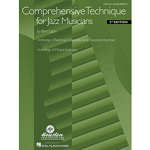 Comprehensive Technique for Jazz Musicians - 2nd Edition