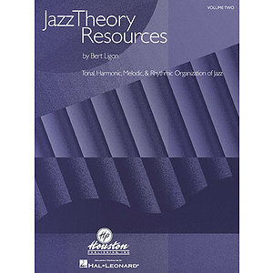 Jazz Theory Resources