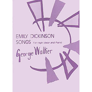 Emily Dickenson Songs