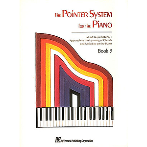 Pointer System for the Piano - Instruction Book 3