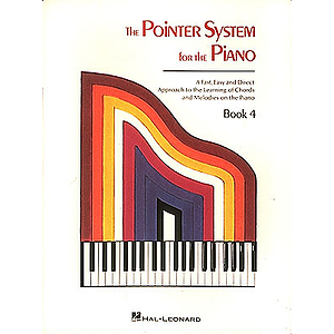 Pointer System for Piano - Instruction Book 4