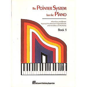 Pointer System for Piano - Instruction Book 5