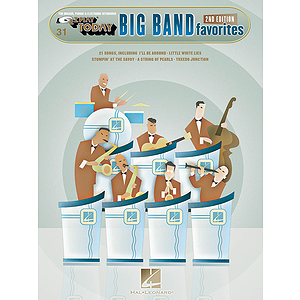 Big Band Favorites - 2nd Edition