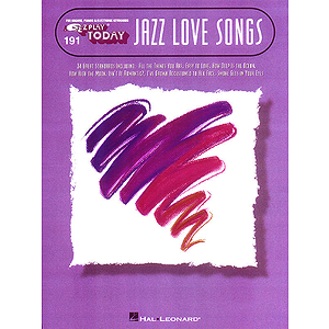Jazz Love Songs