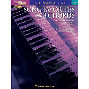 Song Favorites with 3 Chords