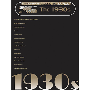 Essential Songs - The 1930s