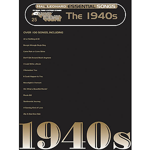 Essential Songs - The 1940s