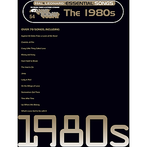 Essential Songs - The 1980s