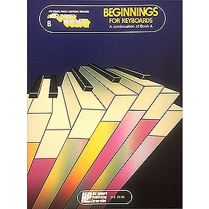 Beginnings For Keyboards - Book B
