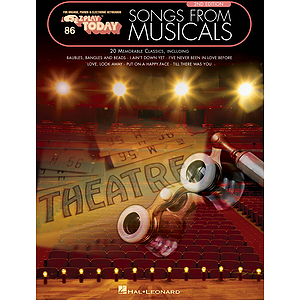 Songs from Musicals - 2nd Edition