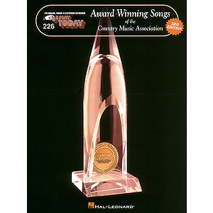 Award Winning Songs of the Country Music Association