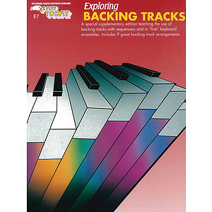 E7 - Exploring Backing Tracks