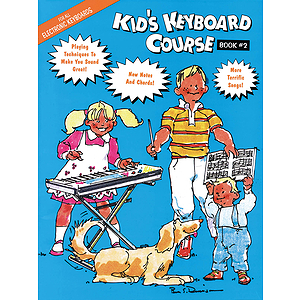 Kid's Keyboard Course