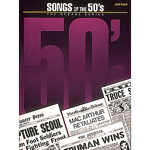 Songs of the '50s - Second Edition