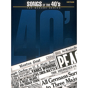 Songs Of The 40's