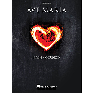 Ave Maria - Easy Piano