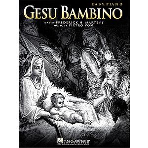 Gesu Bambino - Easy Piano