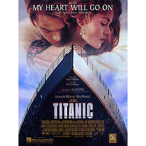 My Heart Will Go On Love Theme From Titanic