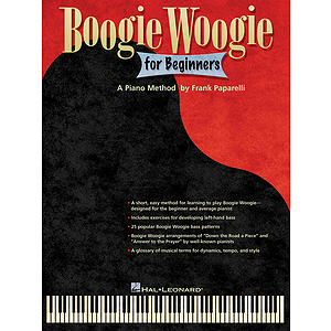 Boogie Woogie for Beginners