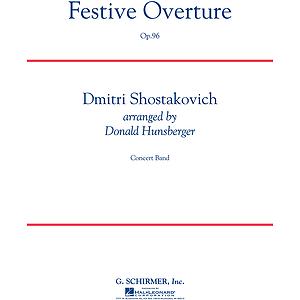 Festive Overture, Op. 96