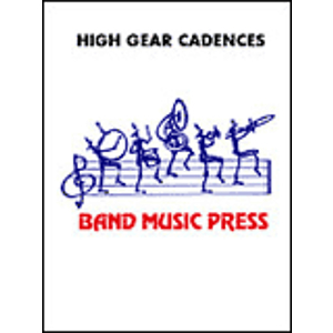 High Gear Cadences for Percussion