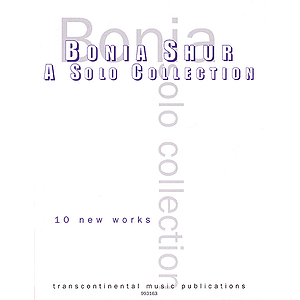 Bonia Shur - A Solo Collection