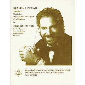 Michael Isaacson - Seasons in Time Volume II