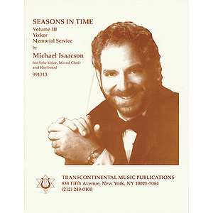 Michael Isaacson - Seasons in Time Volume III