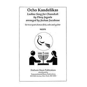Ocho Kandelikas (Eight Little Candles)