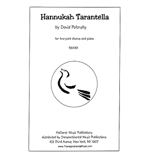 Hannukah Tarantella