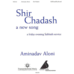 Shir Chadash (A New Song)