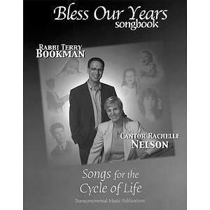 Bless Our Years Songbook