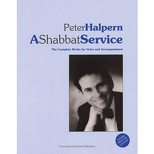 Peter Halpern - A Shabbat Service