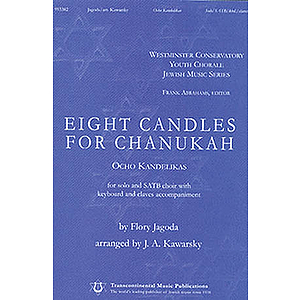 Eight Candles for Chanukah (Ocho Kandelikas)