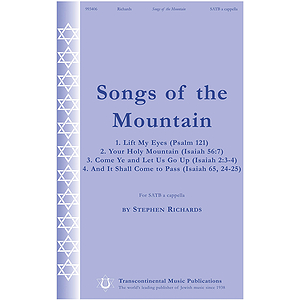 Songs of the Mountains