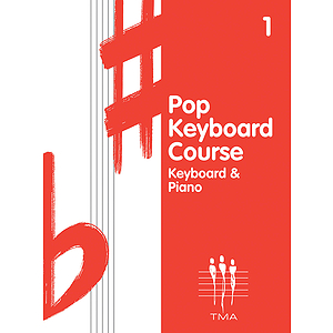 Tritone Pop Keyboard Course - Book 1