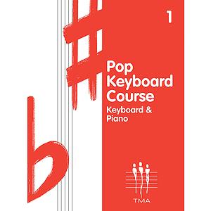 Tritone Pop Keyboard Course - Book 1