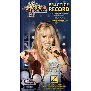 Hannah Montana Practice Record