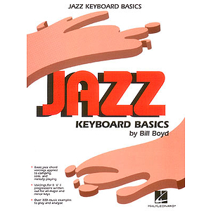 Jazz Keyboard Basics