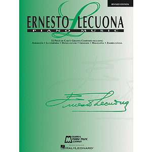 Ernesto Lecuona - Piano Music - Revised Edition