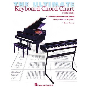 The Ultimate Keyboard Chord Chart